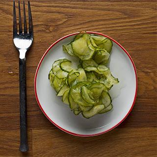 Cucumbers Get the Swedish Treatment.