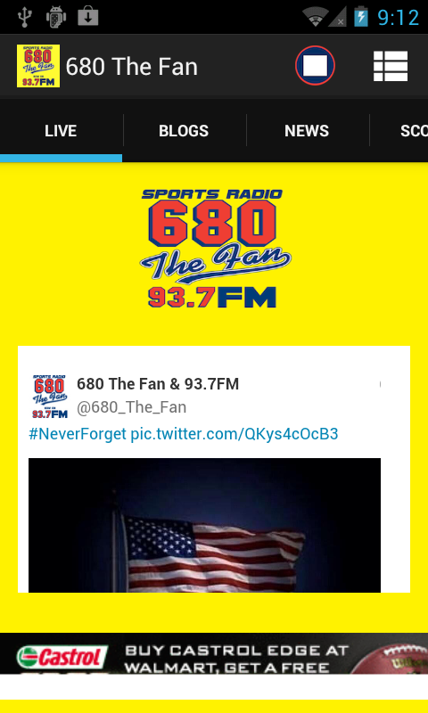 680 The Fan - screenshot