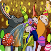 L'âne & les lutins (conte Moka