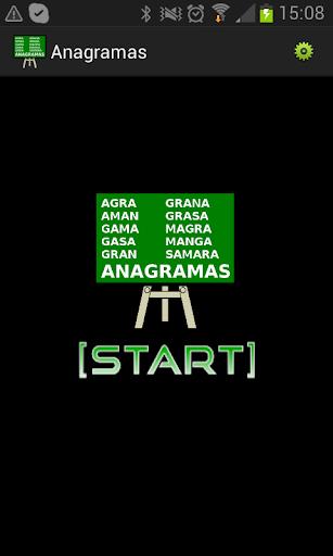 Anagramas Palabra Quiz Espanol