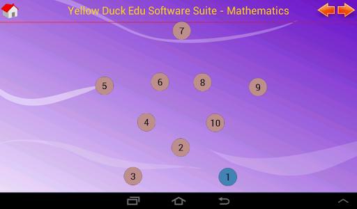 Yellow Duck - Math
