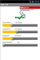Screenshot of BMF-Zoll