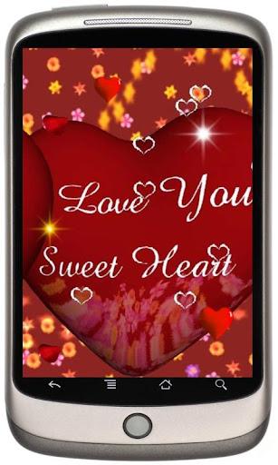Valentine Day Love LWP