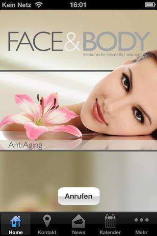 Face Body - Med. Kosmetik