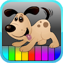 Kids Animal Piano Pro logo