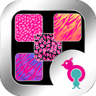 Pink Animal Prints Wallpapers icon