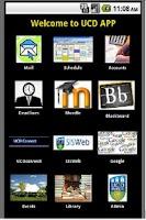 Screenshot of UCD App (Unofficial, Testing)