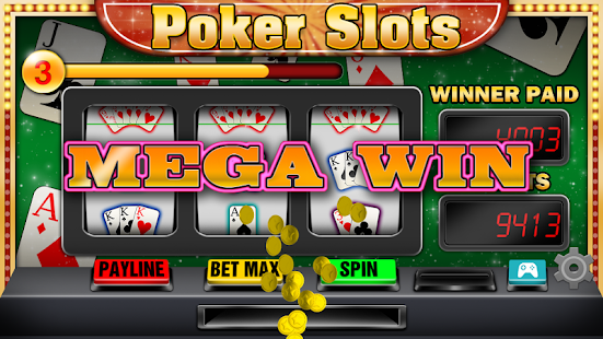 Super Poker Slots - screenshot thumbnail
