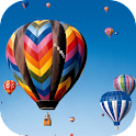 Hot Air Balloon Live Wallpaper icon