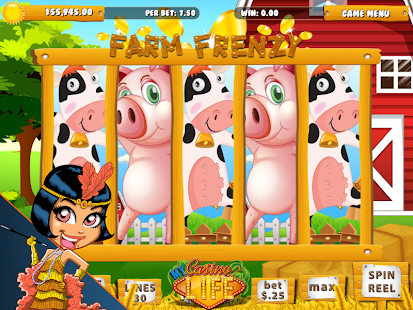 Farm Blast Slot Saga