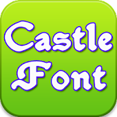 Castle Font for Samsung Galaxy
