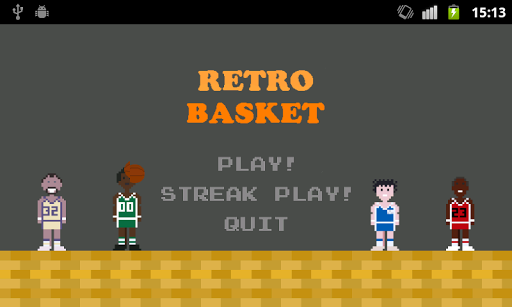 Retro Basketball