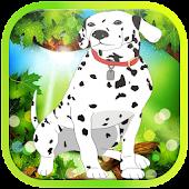 Dalmatian puppies game