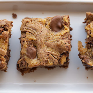 Peanut Butter Brownies