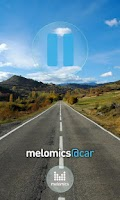 Screenshot of melomics@car-free