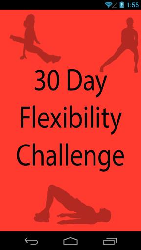 30 Day Flexibility Challenge
