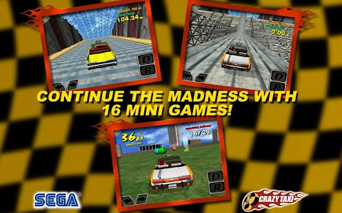 Crazy Taxi Classic- screenshot thumbnail