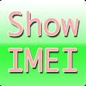 Show IMEI icon