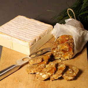 Dry Fruit Sausage (to accompany your cheeses)