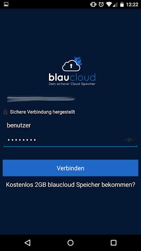 blaucloud.de - ownCloud Client