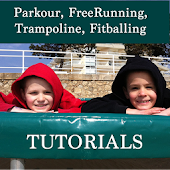 Parkour Freerunning Tutorials