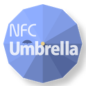 NFC Umbrella icon