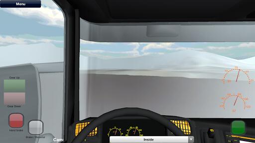 Truck Driver Sim
