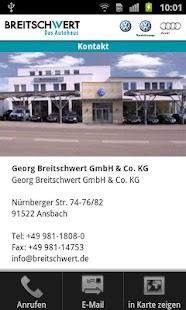 Breitschwert - Das Autohaus- screenshot thumbnail