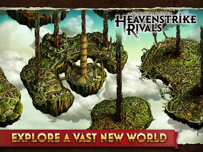 HEAVENSTRIKE RIVALS - screenshot