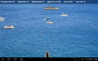Screenshot of SubHunter Lite 4