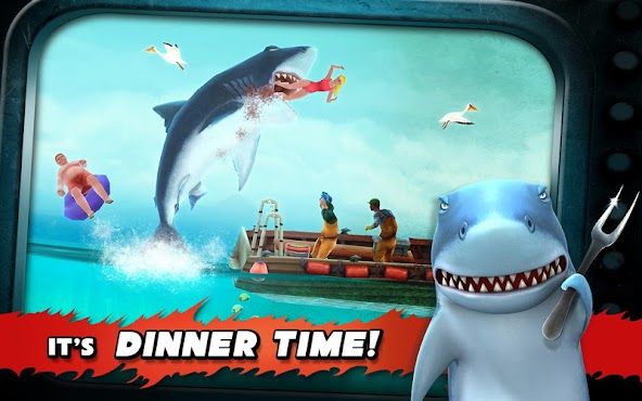 Hungry Shark Evolution v3.6.0