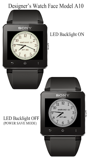 A10 WatchFace for SmartWatch2