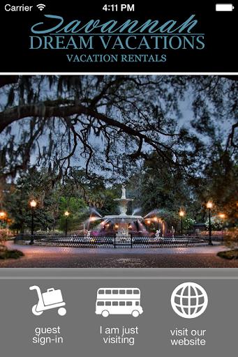 【免費旅遊App】Savannah Dream Vacation-APP點子
