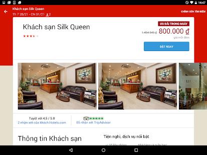 Tải Game Hotels.com Đặt phòng khách sạn