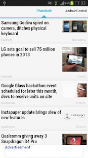 Android Central App Beta - Community - Google+