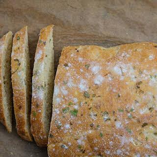 Herbed Soft Italian Bread.