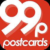 99p Postcards