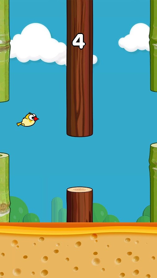 Amazing Bird Game- screenshot