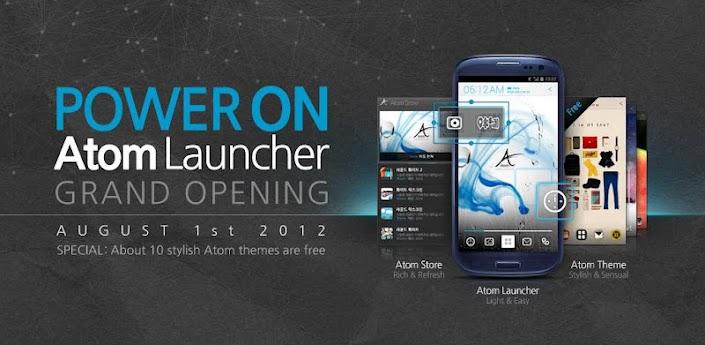Atom Launcher v1.3.1
