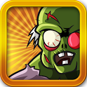 Zombie War: Life or death icon
