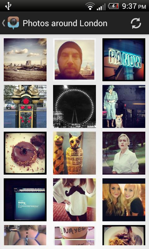 InstaLocal for Instagram - screenshot