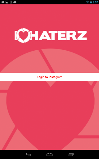 IHeartHaterz for Instagram