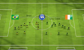 Screenshot of Stickman Soccer 2014