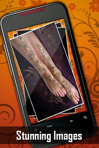 Bridal Mehndi Designs - screenshot