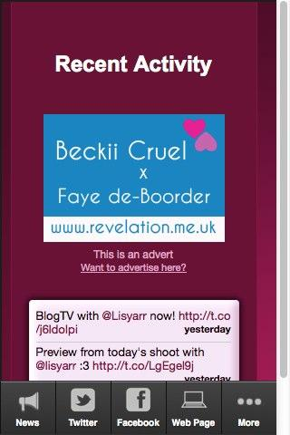 We Love Beckii Cruel - screenshot