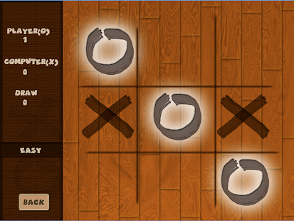 TicTacToe Wood Free
