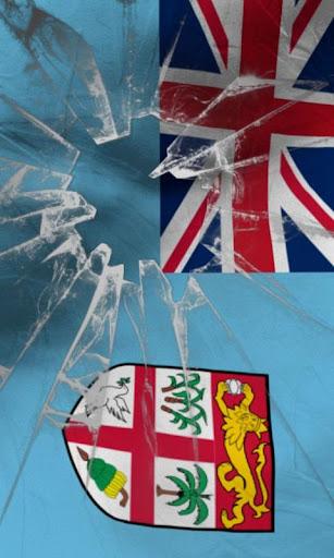 斐濟國旗生活壁紙免費