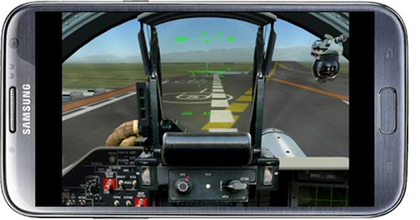 戰鬥機飛行模擬