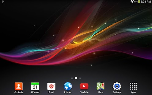Xperia Z Live Wallpaper - screenshot thumbnail