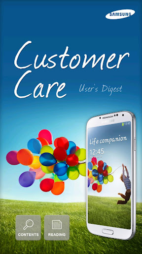 Customer Care - GALAXY[EN]